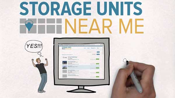 Storage Units Near Me | Easy Storage Solutions